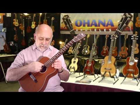 OHANA BK-35 - Baritone Ukulele Review