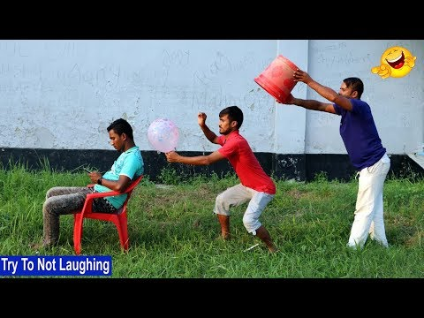 Must Watch New Funny😂 😂Comedy Videos 2019 / Episode 18 / FM TV