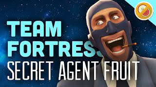 Secret Agent Fruit : Team Fortress 2 Funny Moments - Duration: 6:09.