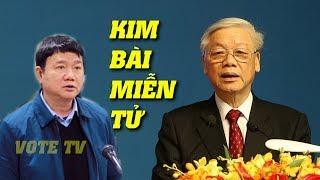 Đinh La Thăng được đề nghị miễn tội hình sự cách khó hiểu, Nguyễn Phú Trọng gấp rút đi Trung Quốc