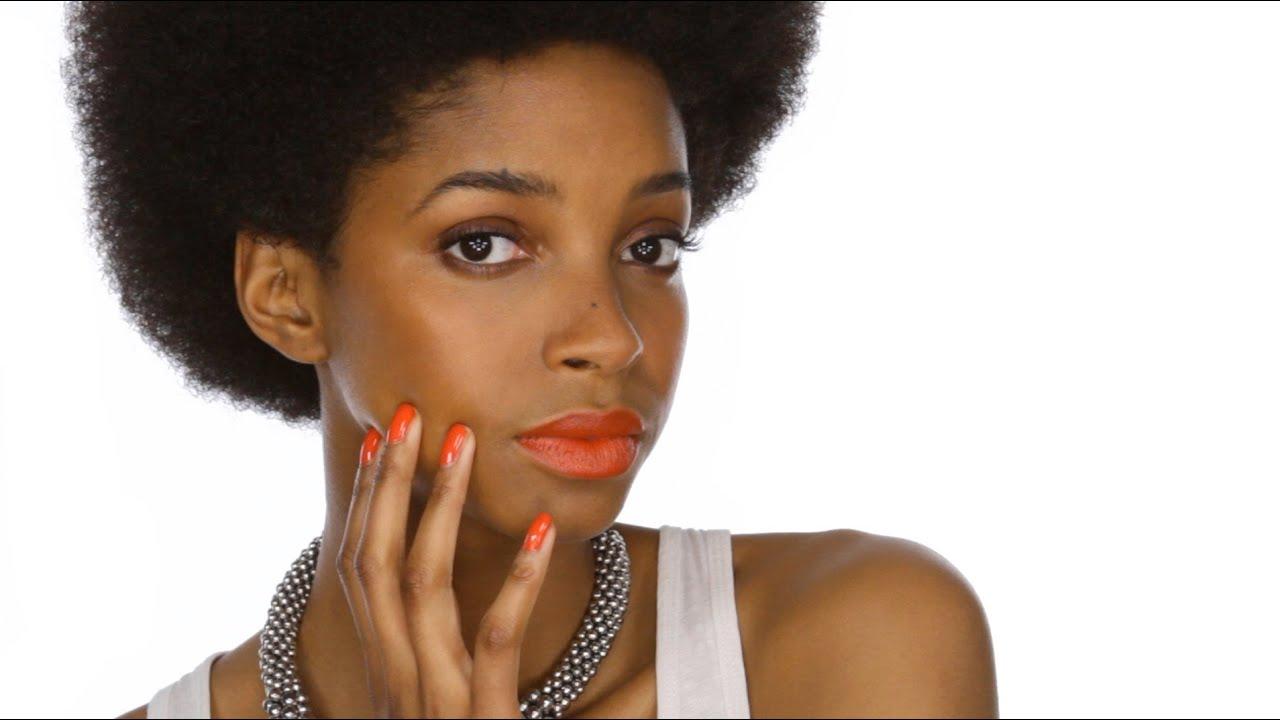 Great Makeup Tutorial For Olive Amp Dark Skin Tones Youtube