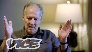 Werner Herzog Films the Origin of the Internet