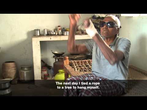 Lifelines - How a leprosy sufferer overcame suicide
