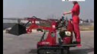 Motocarriola cingolata autocaricante cormidi gamma nuova for Grillo 507 usato