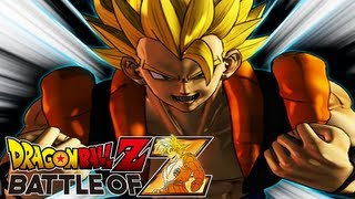 Dragon Ball Z Battle Of Z: Gogeta