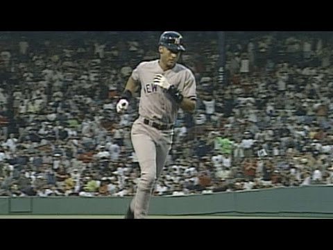 NYY@BOS: Knoblauch, Jeter hit back-to-back home runs