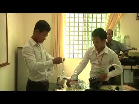 ADB Project to Promote Education in Cambodia