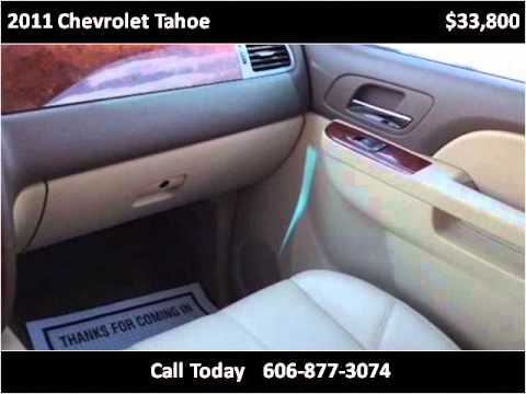2011 Chevrolet Tahoe Used Cars London KY