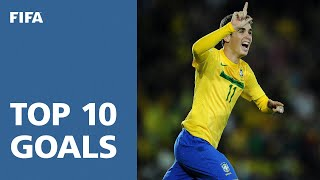 Top 10 Goals: FIFA U-20 World Cup Colombia 2011