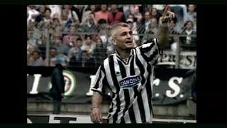 04/06/1995 - Serie A TIM - Juventus-Cagliari 3-1