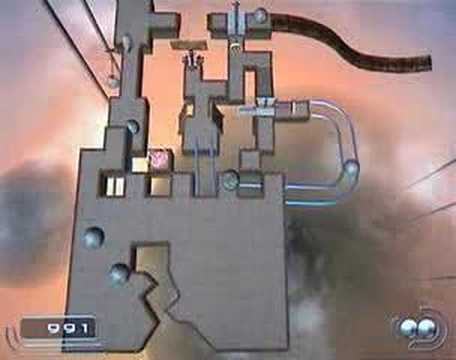 Видео, демонстрирующее геймплей