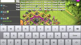 Clash Of Clans L How To Build A Strong Clan