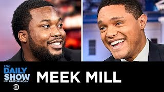 """Meek Mill - """"Championships"""" & Advocating for Criminal Justice Reform 