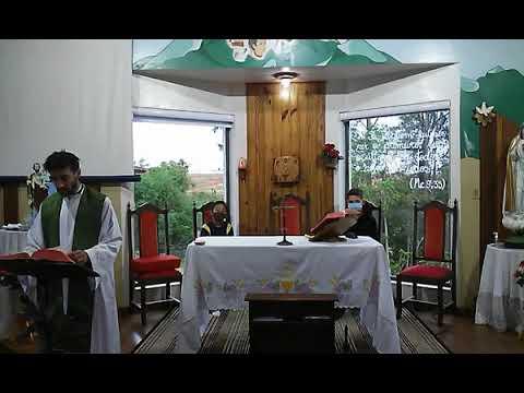 Santa Missa | 22.09.2021 | Quarta-feira | Padre Fernando Carvalho | ANSPAZ