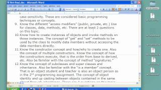 Java Programming - Lecture 12 (Part 1)