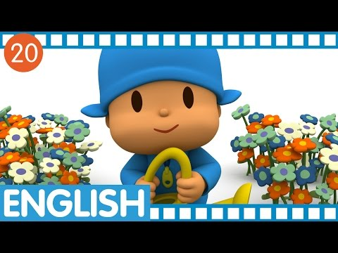 Pocoyo in English - Session 20 Ep. 25 - 28
