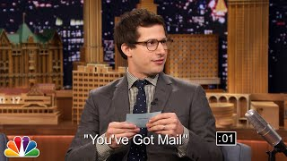 5-Second Summaries with Andy Samberg