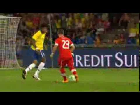 Dani Alves Ridiculous Own Goal | Switzerland v Brazil