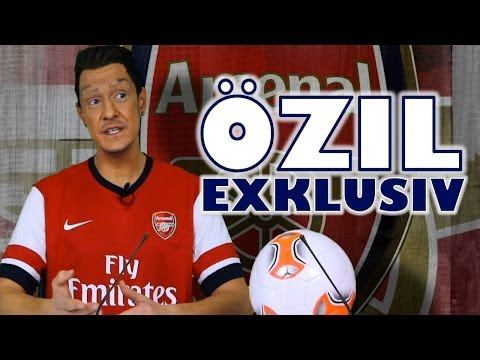 ÖZIL: Bayern is Klo-Weltmeister (english subtitle)