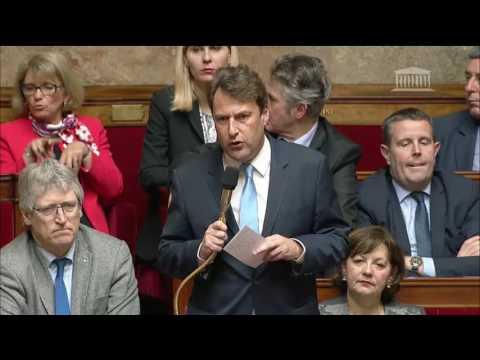 M. Sylvain Berrios - Fermeture des voies sur berge à Paris