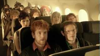 Air NZ: Hobbit Safety Video with  Peter Jackson