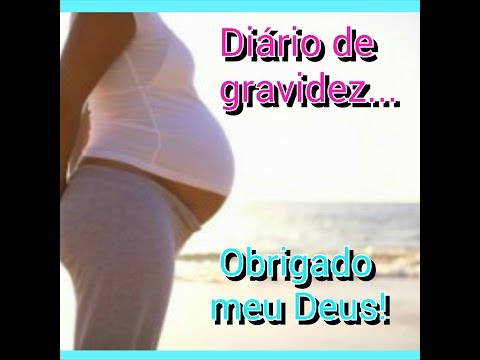Diário de gravidez: 15,16 e 17 semanas...Graças á Deus!