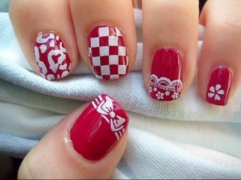 How To: Nail Art Stamping!!!