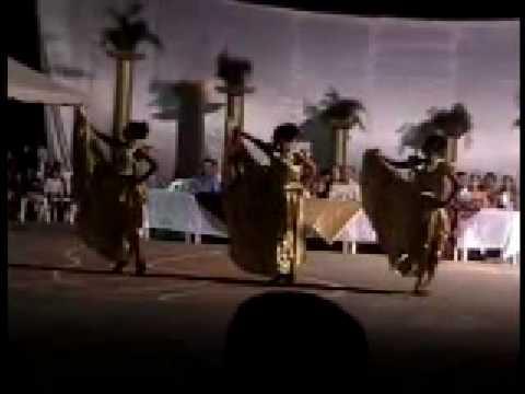 Presentacion Grupos Folkloricos san francisco, peten
