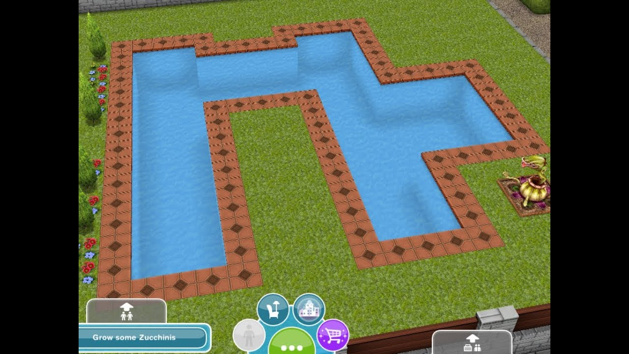 Sims FreePlay Building Cheat