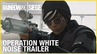 Rainbow Six Siege - Operation White Noise Trailer
