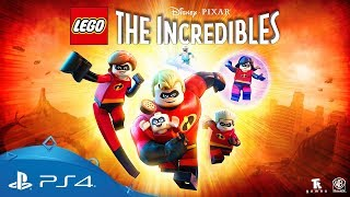 LEGO: The Incredibles | Announcement Trailer | PS4