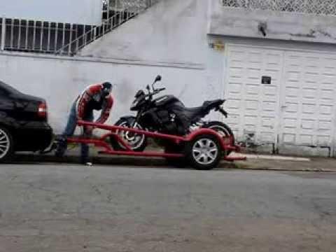 M2 Moto Store Bike Wash - Serviço leva e trás
