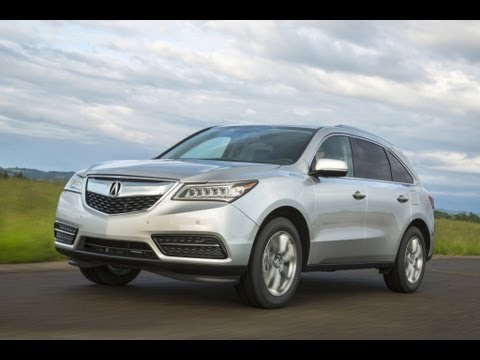 2014 Acura  on 2014 Acura Mdx Review   Youtube