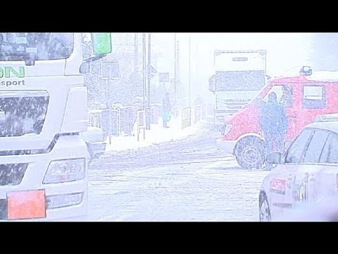 Storm Xaver blizzards claim more lives in Poland