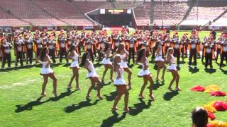 "USC Trojan Marching Band ""The Kids Aren't Alright"""