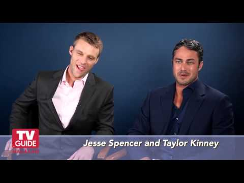 Chicago Fire Season 2! Taylor Kinney! Jesse Spencer!