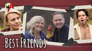 Hudson Valley Ballers: Best Friends ft. Paul Rudd & Kate McKinnon