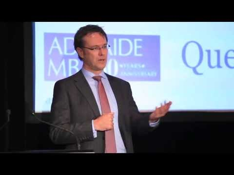 The RBA Update on the Effect of the Australian Dollar on the Economy - Presented by Dr Guy Debelle