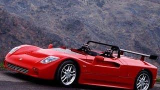 #1334. Maserati barchetta stradale 1992 (Prototype Car)