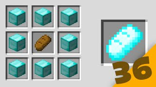 Minecraft Crafting Ideas (daily #36)