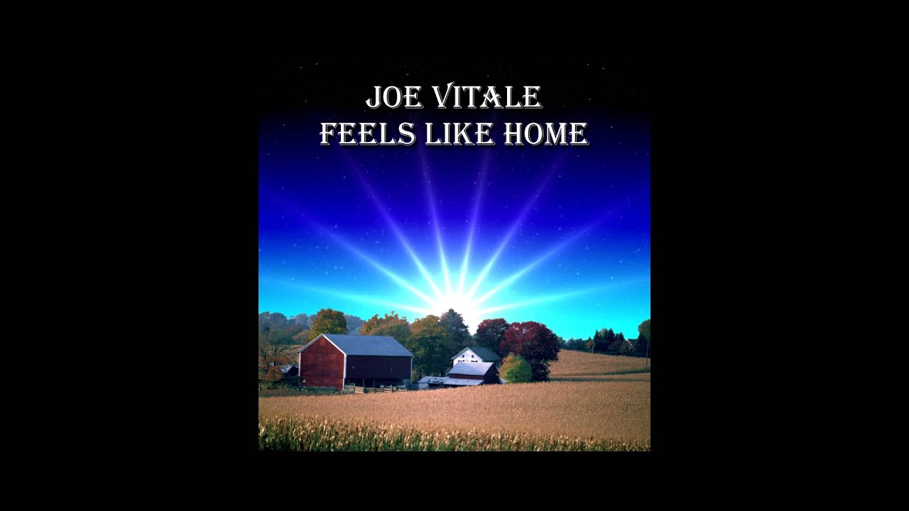 joe vitale feels like home album cover video youtube. Black Bedroom Furniture Sets. Home Design Ideas