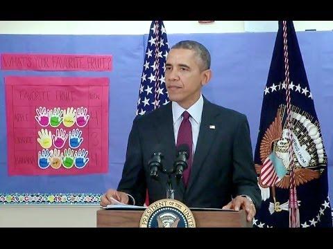 President Obama Speaks on His 2015 Budget