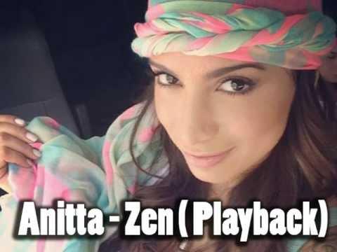 Anitta - Zen  ( Playback )