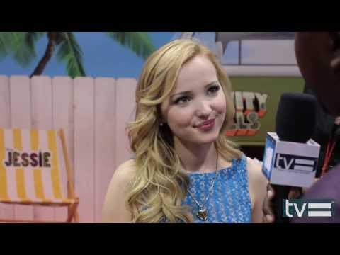 Dove Cameron Interview - Liv and Maddie (Disney Channel)