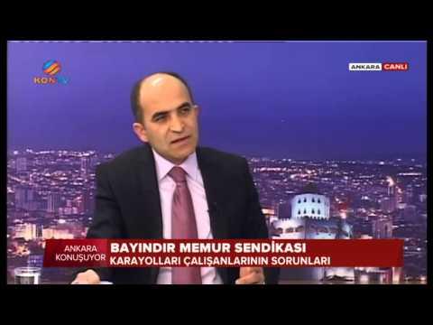 KON TV - ANKARA KONUŞUYOR - 25.03.2015