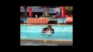 """Jimmy Uso & Trinity : At The Pool Like """"DAAAAANG Look At"""