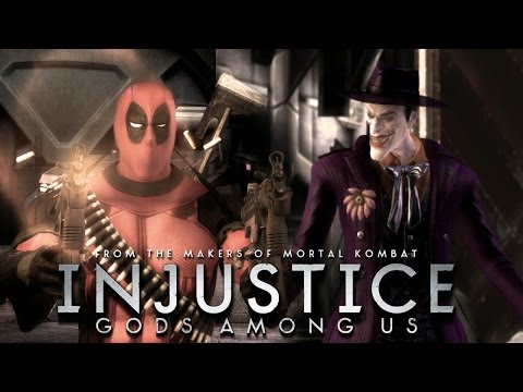 Injustice: Gods Among Us - Deadpool vs The Joker Uncle Bingo [1440p] TRUE-HD QUALITY