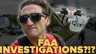 Casey Neistat under investigation by the FAA for Drone Violations!?!