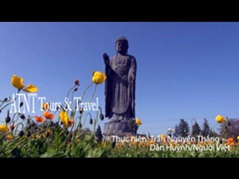Phóng sự du lịch: Tượng Đại Phật lớn nhất Thế Giới