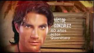 Víctor González En La Isla: El Reality 2014